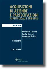 Acquisizioni di aziende e partecipazioni - Aspetti legali e tributari