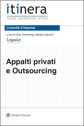 Appalti privati e Outsourcing