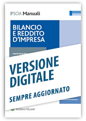Bilancio e Reddito d'Impresa - Libro Digitale Sempre aggiornato