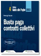 Busta paga - Contratti collettivi