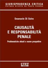 Causalità e responsabilità penale