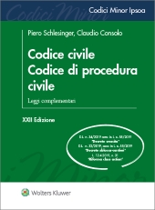 Codici minor: Civile e Procedura civile + Penale e procedura penale