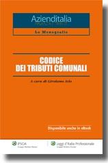 Codice dei tributi comunali