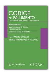 Codice del Fallimento e delle altre Procedure Concorsuali