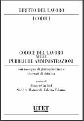 Codice del lavoro nelle Pubbliche Amministrazioni