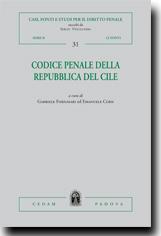 Codice penale della repubblica del Cile