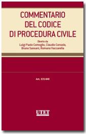 Commentario del Codice di Procedura Civile - Vol VI.: Artt. 474-601