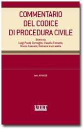 Commentario del Codice di Procedura Civile - Vol. V: Artt. 474-632 c.p.c.