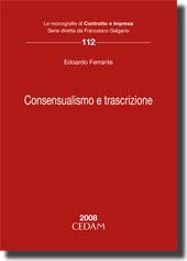 Consensualismo e trascrizione