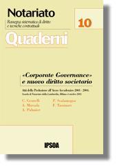 Corporate governance e nuovo diritto societario