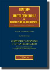 Corporate governance e tutela del risparmio