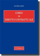 Corso di diritto contrattuale