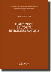 Costituzione e autorità di vigilanza bancaria