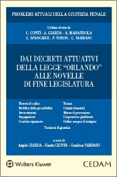 """Dai decreti attuativi della legge """"Orlando"""" alle novelle di fine legislatura"""