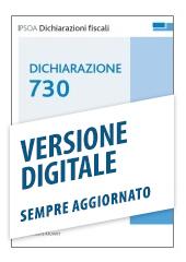 Dichiarazione 730 - Digitale sempre aggiornato