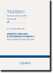 Diritto privato e interessi pubblici