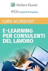 E-learning per Consulenti del lavoro