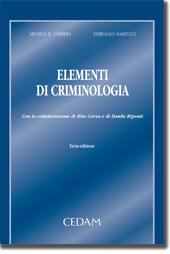 Elementi di Criminologia