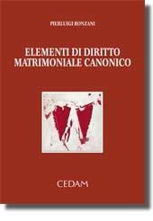 Elementi di diritto matrimoniale canonico