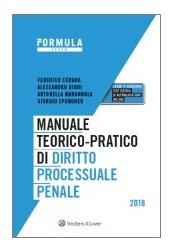 Offerta Manuale diritto processuale penale - volume + elearning