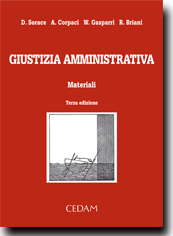 Giustizia amministrativa - Materiali