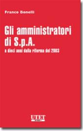 Gli amministratori di S.p.A
