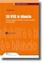 IFRS in bilancio