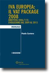 IVA europea: il VAT Package 2008