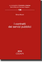 I contratti dei servizi pubblici