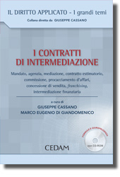 I contratti di intermediazione
