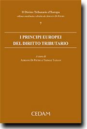 I principi europei del diritto tributario