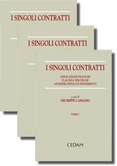 I singoli contratti