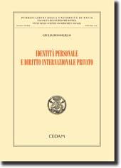 Identità personale e diritto internazionale privato