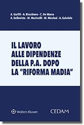 """Il lavoro alle dipendenze della p.a. dopo la """"riforma madia"""""""