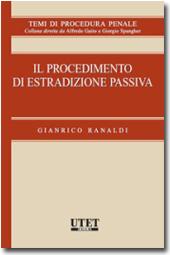 Il procedimento di estradizione passiva