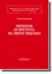 Imposizione ed effettività nel diritto tributario