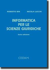 Informatica per le scienze giuridiche