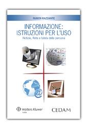 Informazione: istruzioni per l'uso