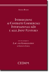 Introduzione ai contratti commerciali internazionali B2B e alle joint ventures