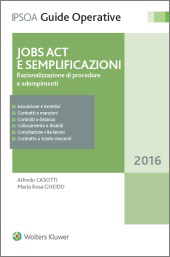 Jobs Act e semplificazioni