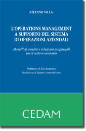 L'operations management a supporto del sistema di operazioni aziendali