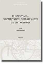 La compravendita e l'interdipendenza delle obbligazioni nel diritto romano I