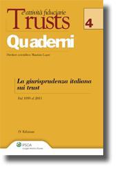La giurisprudenza italiana sui trust