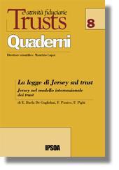 La legge di Jersey sul trust