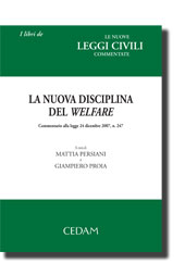 La nuova disciplina del Welfare