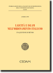 Laicità e Islam nell'ordinamento italiano