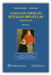 Language and rules of italian private law: an introduction