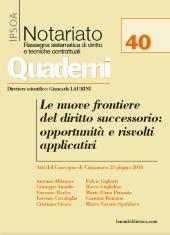 Le Nuove Frontiere del Diritto Successorio: Opportunità e Risvolti Applicativi