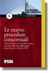Le nuove procedure concorsuali