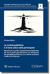 Le società pubbliche e il testo unico sulle partecipate